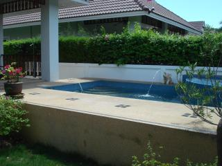beautiful villa with private pool in quiet park - Hua Hin vacation rentals