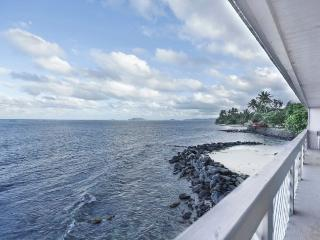 Ka Lae Estate -oceanfront home w/ private sandy Lagoon - Laie vacation rentals