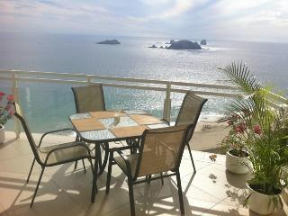 1BR. Ocean View ** Bayview Grand Marina ** - Ixtapa vacation rentals