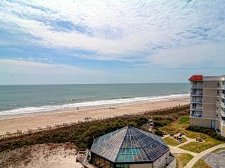 St. Regis Resort -2 BR Oceanfront- Top-Floor Views - North Topsail Beach vacation rentals