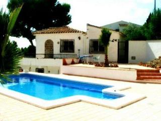 Holiday house for 4 persons, with swimming pool , in Altea - Altea vacation rentals