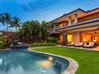 Kauna oa 7A in community with seamless indoor-outdoor living & private pool/spa - Kohala Coast vacation rentals