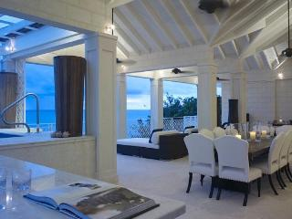 Stylish 4 Bedroom Apartment by Oceanfront with Spa - Saint James vacation rentals