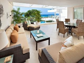 **Beachfront 2 Bedroom Condo with Communal Pool** - Saint Michael vacation rentals