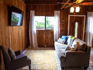 Sunset Hideaway Unit 1 (2bed) = Sep-Oct Special 150/nt - Haleiwa vacation rentals