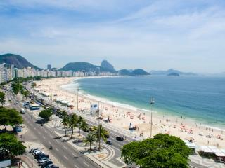 W101 - 3 BEDROOM WITH OCEAN VIEW IN COPACABANA - Rio de Janeiro vacation rentals
