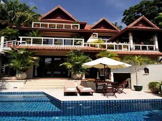 3 Bedroom Sea View Villa in Kata, Phuket - kat14 - Kata vacation rentals
