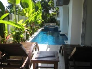 Affordable 4 Bedroom Sea View Pool Villa for Rent in Patong - pat15 - Kata vacation rentals