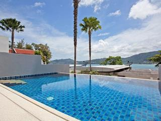 2 Bedroom Sea View Pool Villa in Patong - pat09 - Phuket vacation rentals