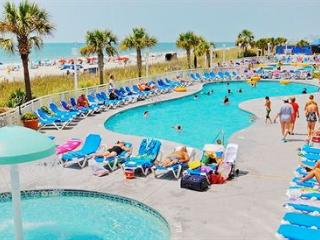 Spectacular Oceanfront 1 BR Condo Sleeps 8 Keyless - North Myrtle Beach vacation rentals