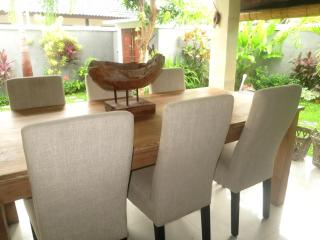 Great located tropical home - Canggu vacation rentals