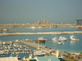 sea view and palm view 1 bedroom apartment - Dubai vacation rentals