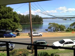 WallisView16 - Waterfront Apartment with superb Lake and Mountain Views - Forster vacation rentals