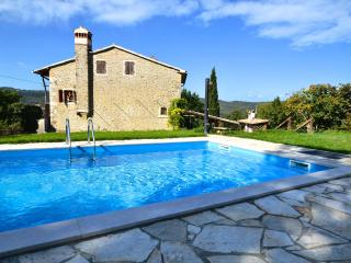 OLD STONE HOUSE ,PRIVATE POOL ,PERFECT RETREAT - Buzet vacation rentals