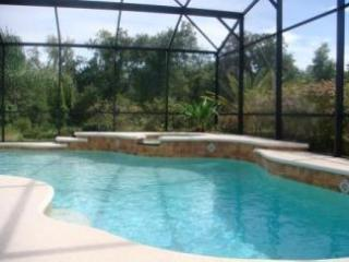 Unique secluded beautiful villa south facing pool - Davenport vacation rentals
