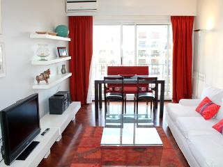 Lovely apartment in Libertador and Montevideo st, Recoleta. (208RE) - Buenos Aires vacation rentals