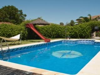 Luxury villa with private pool,tennis and playground - Image 1 - Ardales - rentals