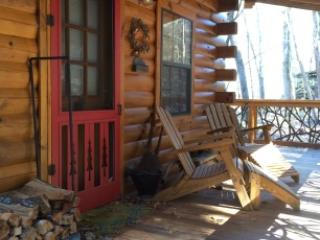 RELAX ON THE RIVER - Suches vacation rentals