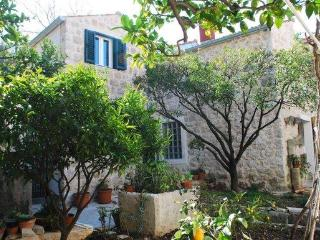 GARDEN HOUSE, quite place, very near the sea - Zaton vacation rentals