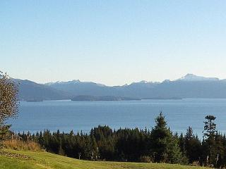 Overlooking Kachemak Bay and mountains - Alaska vacation rentals