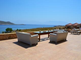 Majestic sea front villa Aristoteles - Dodecanese vacation rentals