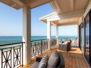 Oceanfront luxury home 5 minutes from Rosemary Beach - Serenity Shores - Panama City Beach vacation rentals
