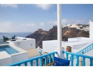 Suites overlooking the caldera - Santorini - Santorini vacation rentals