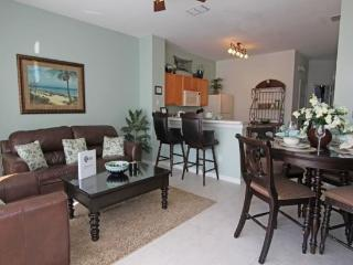 WP3T8106PPL Professionally Decorated 3 Bedroom Town Home in Windsor Palms Resort - Central Florida vacation rentals