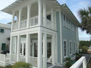 Eau Naturale, Light, airy, beachfront home. - Carillon Beach vacation rentals