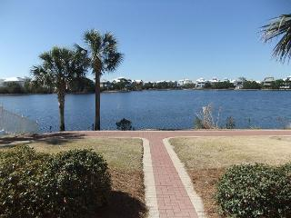 Sunrise 102, Private terrace,short walk to the beach. - Carillon Beach vacation rentals