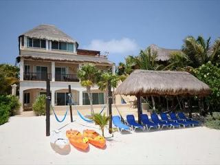 Margarita Villa  Kid Friendly Beach House, Soliman Bay, Riviera Maya, Mexico - Quintana Roo vacation rentals
