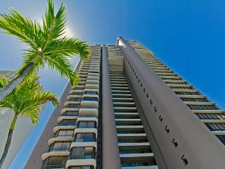 Panoramic Ocean View Waikiki Condo Close to Beach - Honolulu vacation rentals