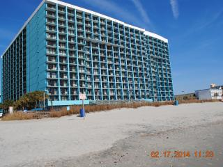 Best price at the Landmark is a no view efficiency - Myrtle Beach vacation rentals