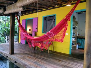 Boipeba-Brasil: Rustic romantic cottage on the sea - State of Bahia vacation rentals