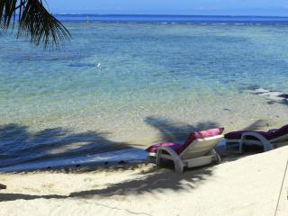 Lagoon beach with studio by ENJOY VILLAS - Maharepa vacation rentals
