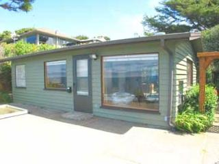 Private Beachfront Cottage with Panoramic Ocean View - Gleneden Beach vacation rentals