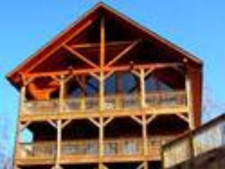 Mountain Dream At Starr Crest - Image 1 - Pigeon Forge - rentals