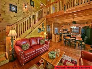 Mountain Majesty At Smoky Cove - Pigeon Forge vacation rentals