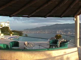 ACA - VENT7 -  a window to the most beautiful bay in the Pacifica ocean - Acapulco vacation rentals