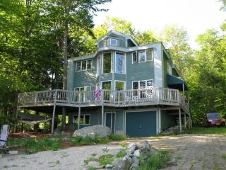 Waterfront Beach House on Sunset Lake Alton Bay NH - Alton Bay vacation rentals