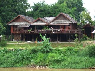 Thai traditional wooden house with western comfort - Chiang Mai Province vacation rentals