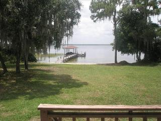 Beautiful Completely Seculded Lake June Home - Lake Placid vacation rentals