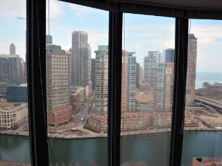 2BD PENTHOUSE Hottest Area 32FL Magnificent VIEW!! - Chicago vacation rentals