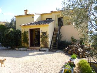 self contained apartment in private villa,own grounds and pool - Cala Finestrat vacation rentals