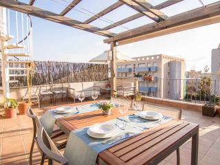ORANGINE ATTIC comfortable with a large terrace! - Sitges vacation rentals