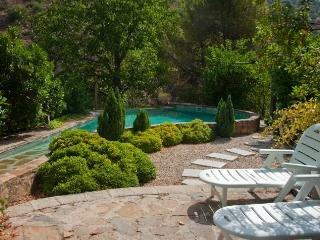 La Casita,nice cottage in front of a waterfall. - Province of Jaen vacation rentals