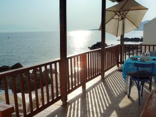 Paradise House right on the Sea!! - Corinthia Region vacation rentals