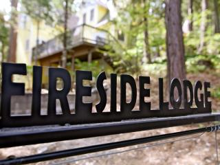 Fireside Lodge - passes to private beach clubs - Lake Arrowhead vacation rentals