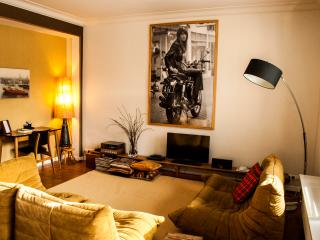 Aplace Antwerp: splendid first floor city flat with a gorgeous view - located in the fashion district area - Antwerpen vacation rentals