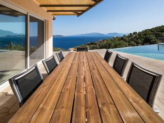Villa Koumaria, a small corner of paradise overlooking the Ionian Sea - Sivota vacation rentals